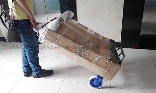 Bảo quản hàng hóa khi vận chuyển