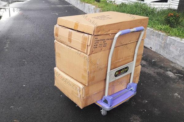 Xe đẩy hàng sàn nhựa PT-0090