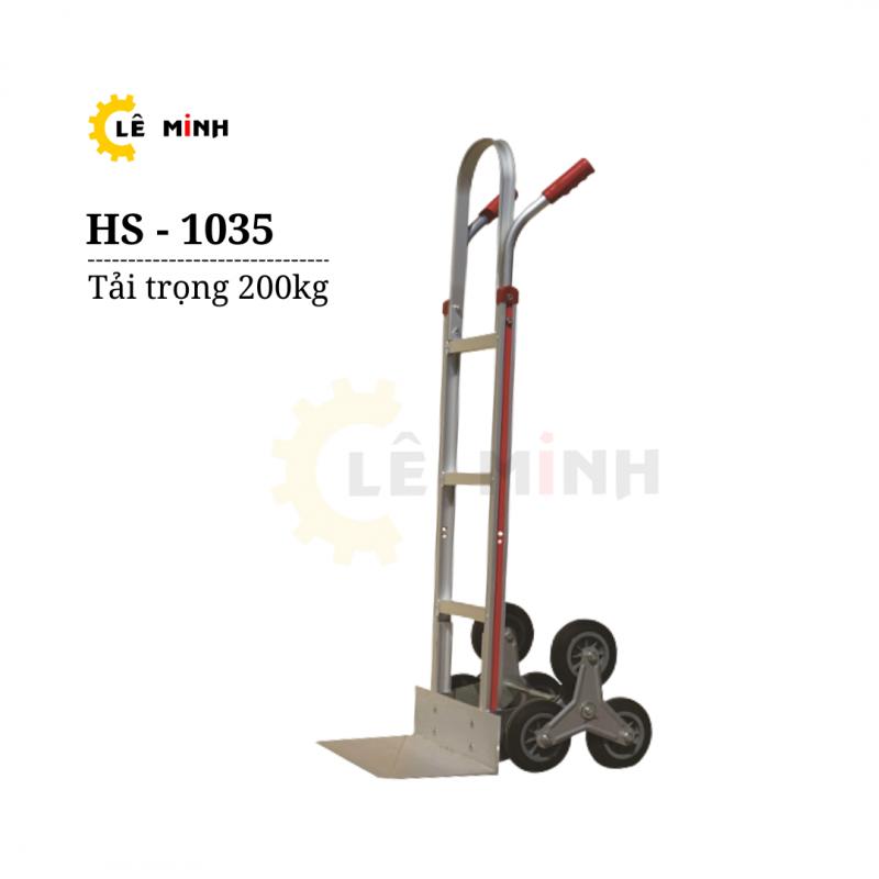 Xe đẩy hàng 2 bánh leo cầu thang HS-1035
